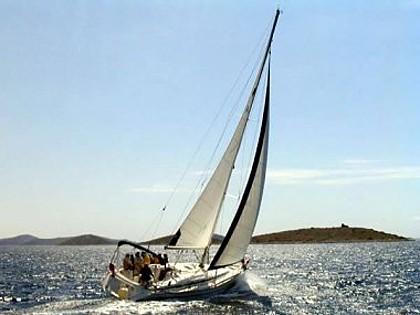 Bavaria 44 (code:WPO24) - Trogir - Charter Boote Kroatien