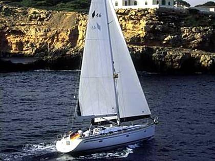 Bavaria 46 (code:WPO26) - Trogir - Charter ships Croatia