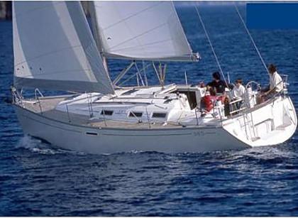 Dufour 385 (code:WPO33) - Pula - Charter ships Croatia