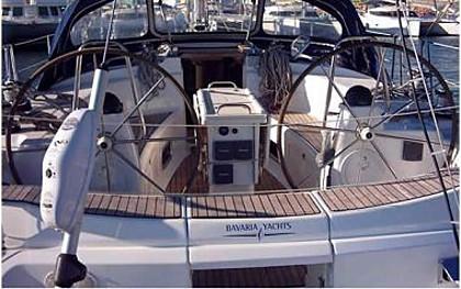 Bavaria 44 (code:WPO41) - Rovinj - Charter boten Kroatië