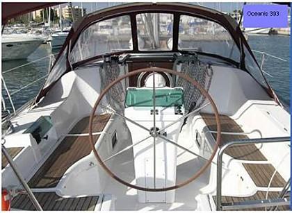 Oceanis 393 (code:WPO47) - Rovinj - Charter embarcation Croatie