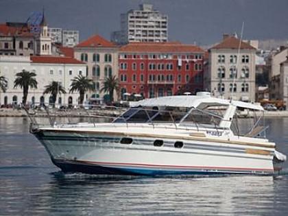 Princess 36 Riviera (code:SSM1) - Сплит - Чартер ХорватияХорватия