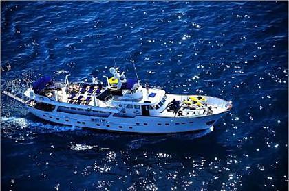 Benetti 33 (code:SSM2) - Split - Czarter statki Chorwacja