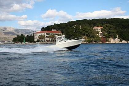 Albemarle 268(code:NAV33) - Split - Charter boten Kroatië
