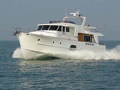 Trawler 52(code:NAV37) - Split - Charter Boote Kroatien