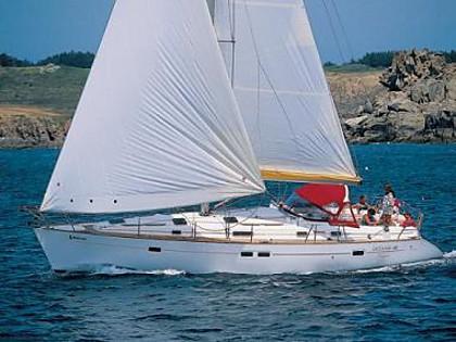Oceanis 411(code:NAV38) - Split - Charter plovila Hrvaška
