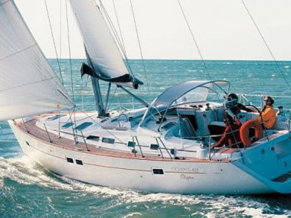 Oceanis 423(code:NAV39) - Split - Charter ships Croatia