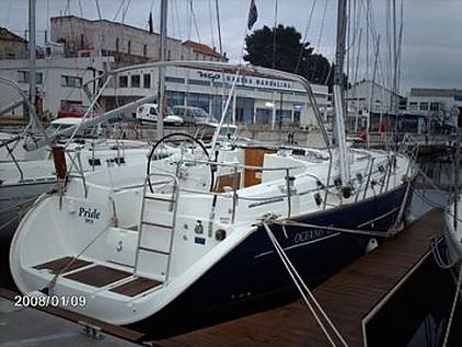 Oceanis 411 (code:WPO56) - Trogir - Charter Boote Kroatien