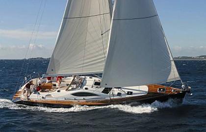 Jeanneau SO 54 DS (code:MAN34) - Primosten - Charter boten Kroatië