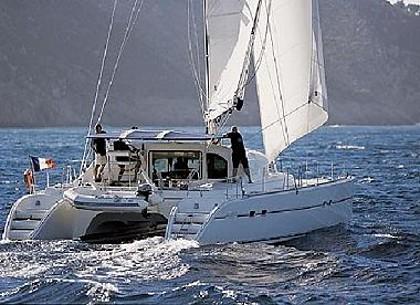 Lagoon 470 ( code:WPO63) - Trogir - Charter hajókHorvátország