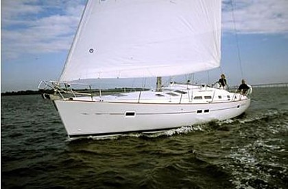 Beneteau Oceanis 423 Clipper (code:SAT9) - Сплит - Чартер ХорватияХорватия