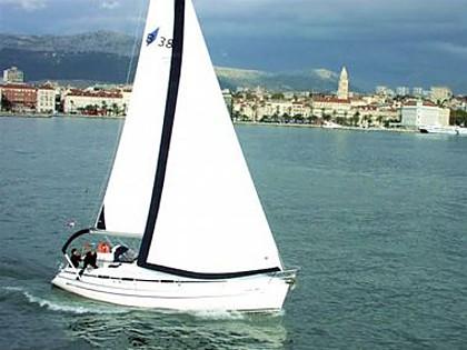Bavaria 38 ( code :WPO67) - Murter - Charter ships Croatia
