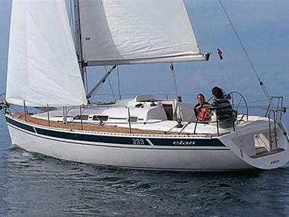Elan 333 ( code:WPO73) - Murter - Charter boten Kroatië