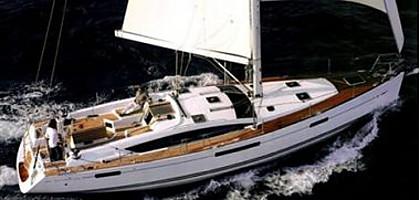 Jeanneau 53 (code:NCP:64) - Sibenik - Charter Boote Kroatien
