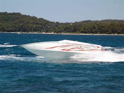Baja 26 Outlaw(WPO74) - Rovinj - Charter hajókHorvátország