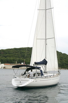 Grand Soleil 46.3(code:WPO76) - Pula - Charter ships Croatia