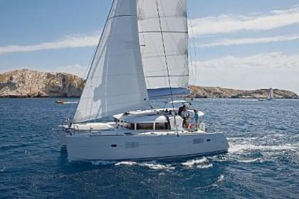 Lagoon 400 (code:NAV41) - Split - Charter embarcation Croatie