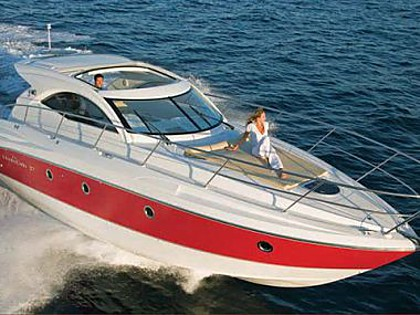 Monte Carlo 37 HT (code:NAV42) - Split - Charter hajókHorvátország
