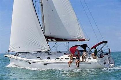 Dufour Gib Sea 51 (code: JAD1) - Mali Losinj - Charter ships Croatia