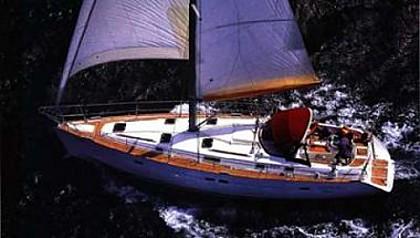 Beneteau Oceanis 411 (code:JAD6) - Mali Lošinj - Charter plavidlá Chorvátsko
