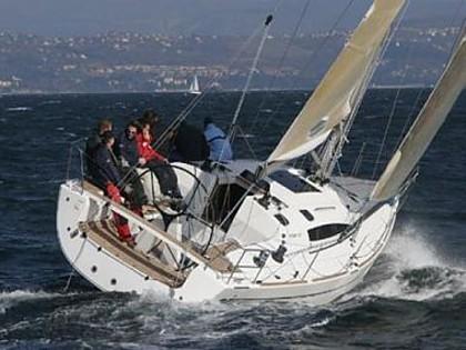 Elan 410 (code:JAD7) - Mali Losinj - Charter ships Croatia