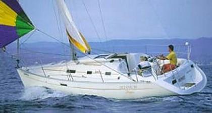 Beneteau Oceanis 311 (code:JAD14) - Mali Lošinj - Charter plavidlá Chorvátsko