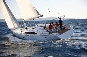 Elan Impression 514 (code:TOR 1) - Zadar - Charter plavidlá Chorvátsko