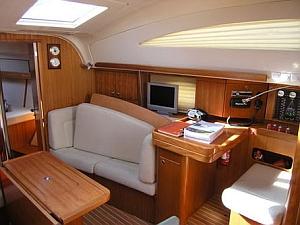Elan 384 Impression (code:TOR 7) - Zadar - Charter boten Kroatië