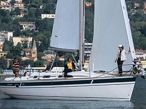 Elan 36 (code:TOR 9) - Zadar - Charter boten Kroatië