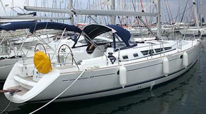 Sun Odyssey 49 (code:ABA 9) - Split - Charter ships Croatia