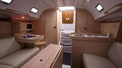 Beneteau First 31,7 (code: ABA 12) - Split - Charter Boote Kroatien