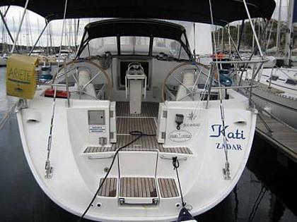Jeanneau SO 52,2 (code:ANK 4) - Sibenik - Charter boten Kroatië