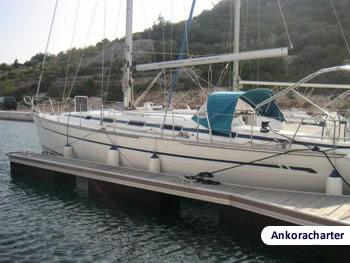 Bavaria 44 (code:ANK 5) - Sibenik - Charter boten Kroatië