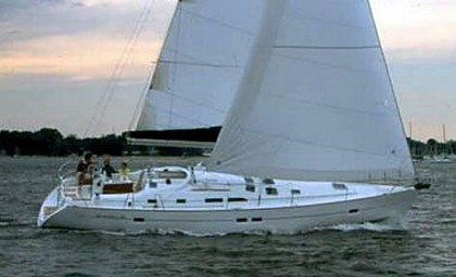 Beneteau Oceanis 423 Clipper (code:ANK8) - Sibenik - Charter boten Kroatië