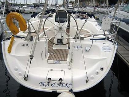 Bavaria 37 Cruiser (code:ANK 13) - Šibenik - Charter plovila Hrvatska