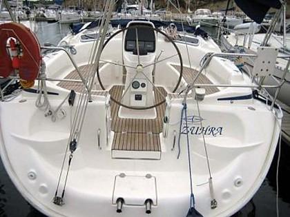 Bavaria 37 Cruiser (code:ANK 14) - Sibenik - Charter boten Kroatië
