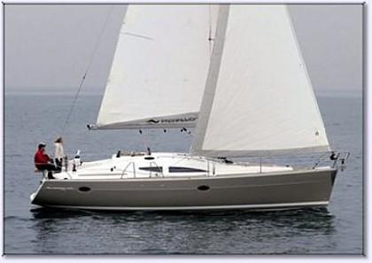Elan 384 Impression (code:ANK 15) - Sibenik - Charter embarcation Croatie