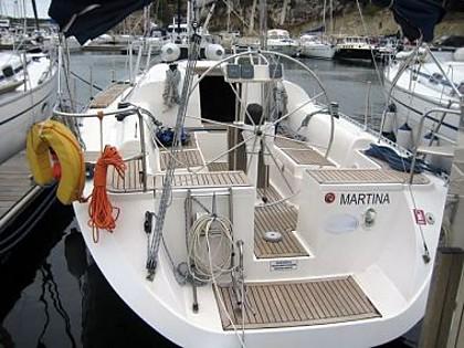 Y 37 Team (code:ANK 17) - Sibenik - Charter Boote Kroatien