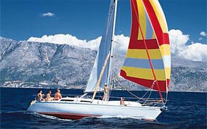 Sun Odyssey 35 (code:INT 4) - Sukošan - Charter plavidlá Chorvátsko