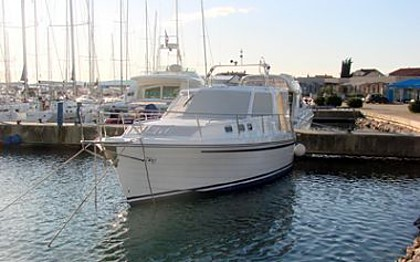 Adria 1002 (code:INT 8) - Sukosan - Charter embarcation Croatie
