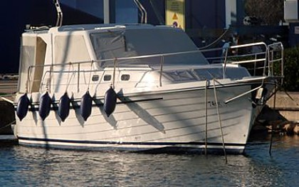 Adria 1002 (code:INT 9) - Sukosan - Charter embarcation Croatie