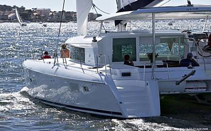 Lagoon 420 (code:INT 12) - Sukosan - Charter embarcation Croatie