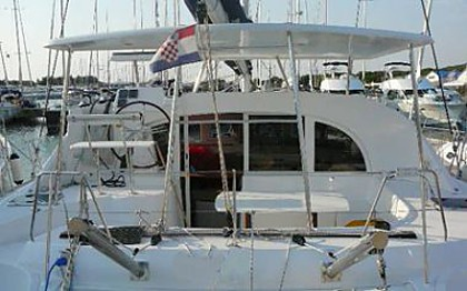 Lagoon 380(code:INT 13) - Sukosan - Charter boten Kroatië