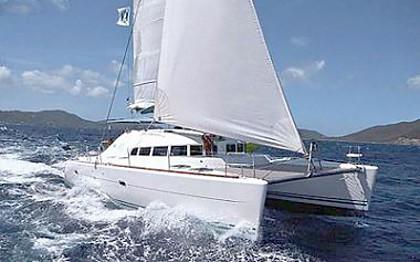 Lagoon 410 S2 (code:INT 14) - Sukošan - Charter plovila Hrvatska