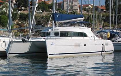 Lagoon 380 S2 (code:INT 15) - Sukošan - Charter plavidlá Chorvátsko