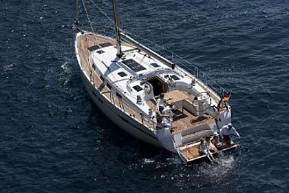 Bavaria 45 Cruiser New (code:DAC 6) - Trogir - Charter plovila Hrvaška