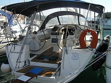 Bavaria 40 (code:DAC 9) - Trogir - Charter plavidlá Chorvátsko