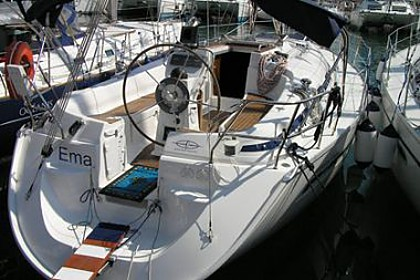 Bavaria 36 (code:DAC 13) - Trogir - Czarter statki Chorwacja