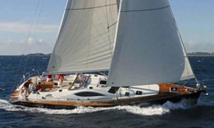 Sun Odyssey 54 DS (code:NAV 2) - Sukosan - Charter ships Croatia