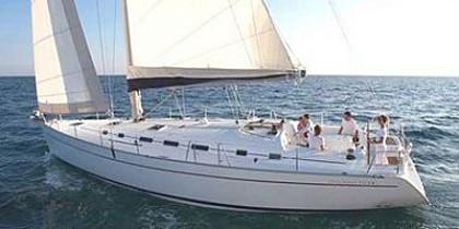 Cyclades 50,5 (code:NAV 3) - Sukosan - Charter Boote Kroatien